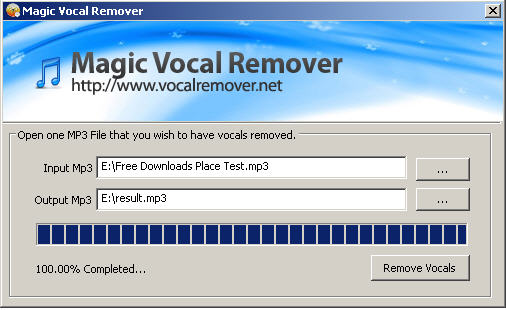 Code Magic Remover Register Voice