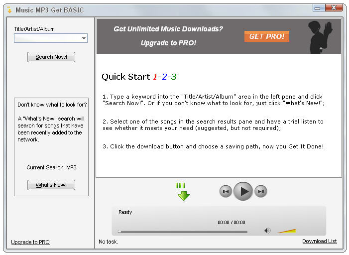 Download Music Free For Mp3 No Registration