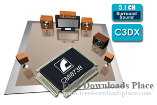 C Media CMI8738 WDM Driver
