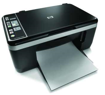 HP Deskjet F2180 All in One Driver