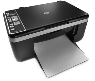 HP Deskjet F4180 All in One Driver