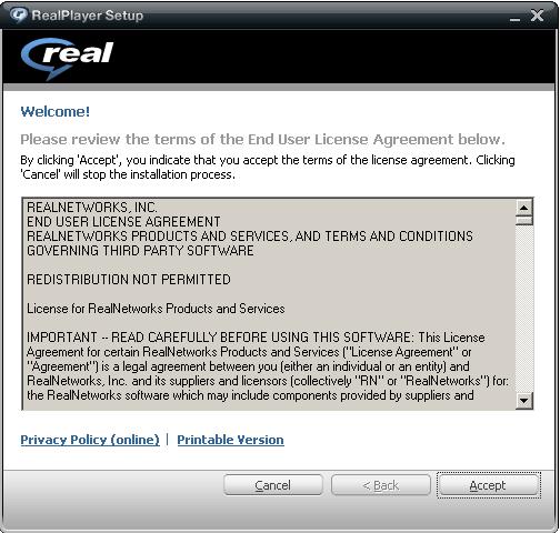 RealPlayer Downloader Download