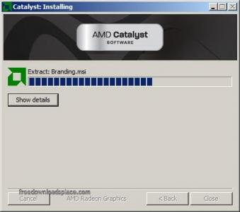 ATI Catalyst Drivers 2