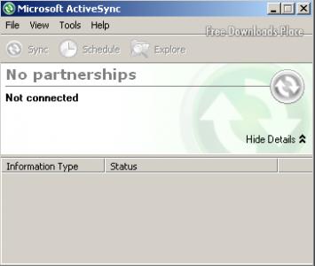 Microsoft ActiveSync 2