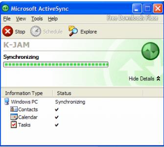 Microsoft ActiveSync 3