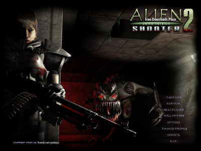 Alien Shooter 1