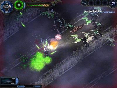 Alien Shooter 4