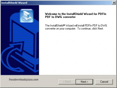 Autodwg PDF To DWG Converter 1