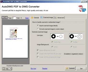 Autodwg PDF To DWG Converter 4