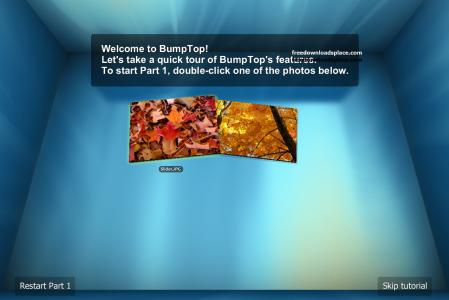 BumpTop 2
