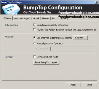 BumpTop 4