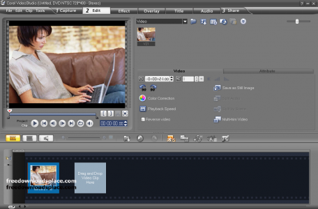 Corel VideoStudio 1