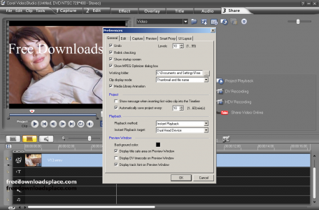 Corel VideoStudio 4