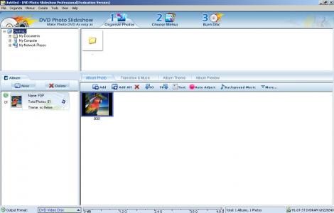 DVD Photo Slideshow 1