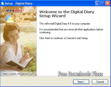 Digital Diary 1