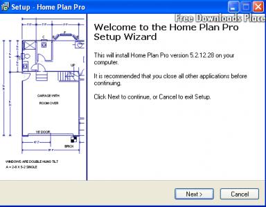 Home Plan Pro 1