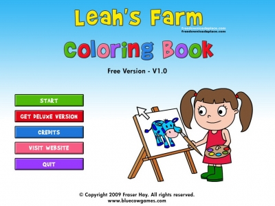 Leah's Farm Paint and Play 1
