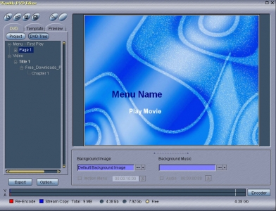 MPEG Video Wizard DVD 3