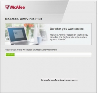 McAfee AntiVirus Plus 1