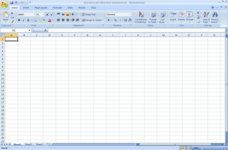 Microsoft Office 2007 1