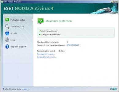 ESET NOD32 Antivirus 1