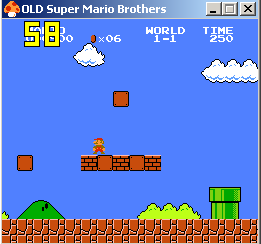 Old Super Mario Bros. 2