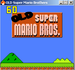 Old Super Mario Bros. 3