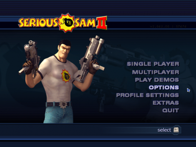 Serious Sam II 1