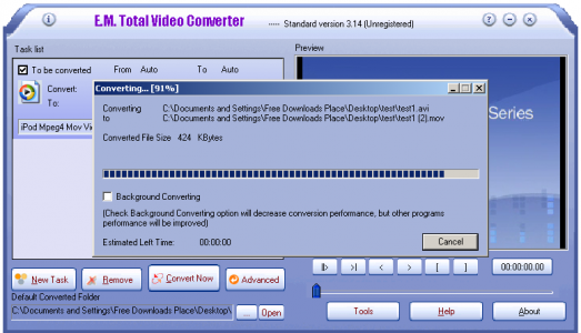 Total Video Converter 4